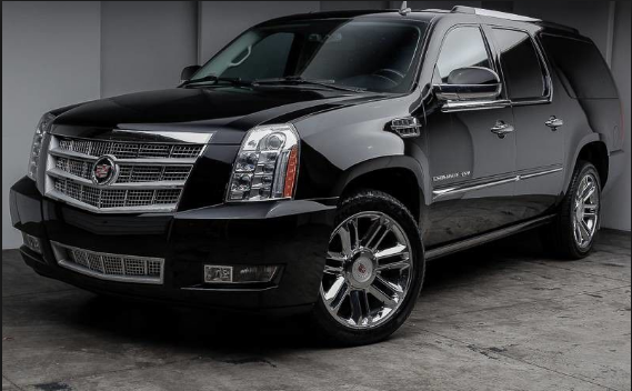 2012 Cadillac Escalade Owners Manual