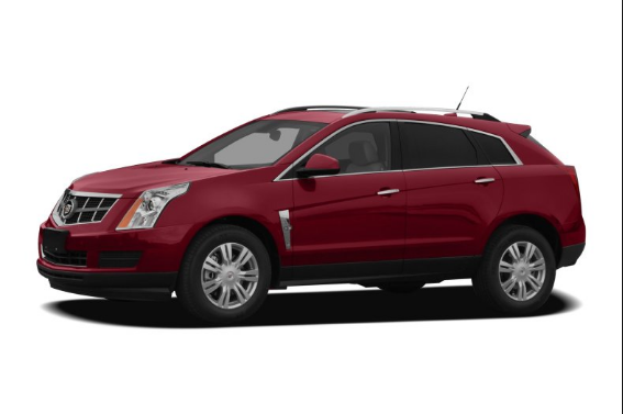 2012 Cadillac SRX Owners Manual