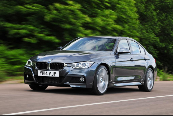 2013 BMW 3 Series Owners Manual