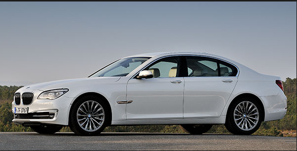 2013 BMW 7 Series Owners Manual
