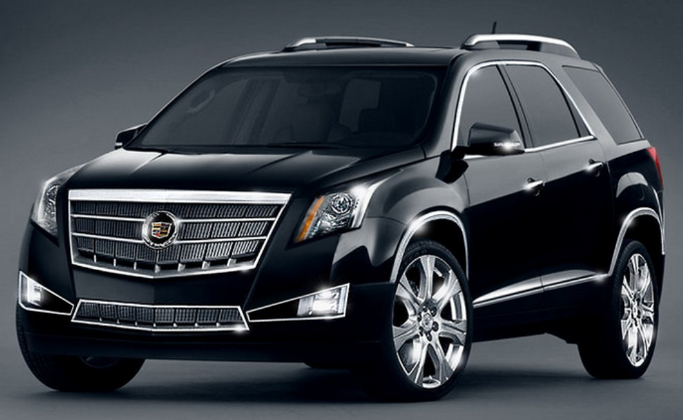 2013 Cadillac SRX Owners Manual