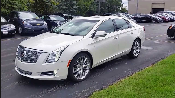 2013 Cadillac XTS Owners Manual