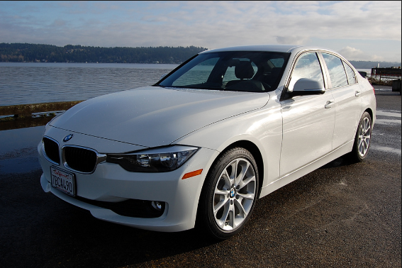 2014 BMW 320i Owners Manual