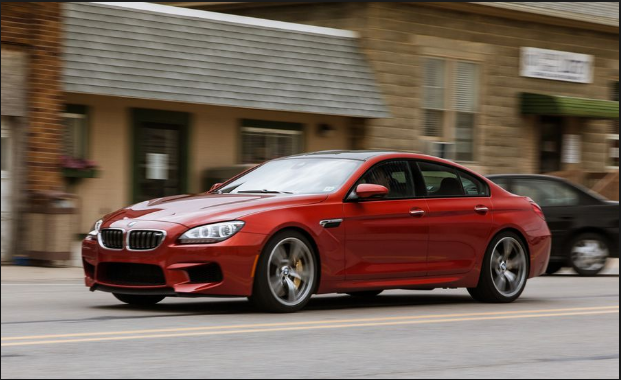 2014 BMW M6 Gran Coupe Owners Manual