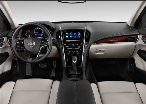 2014 Cadillac ATS Interior and Redesign
