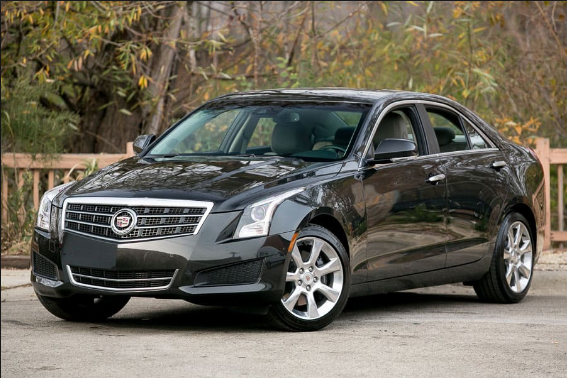 2014 Cadillac ATS Owners Manual
