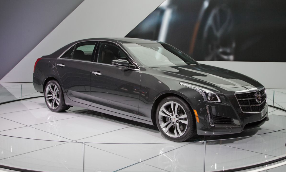 2014 Cadillac CTS Owners Manual