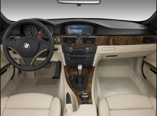 BMW 3 Series Convertible Interior and Redesign