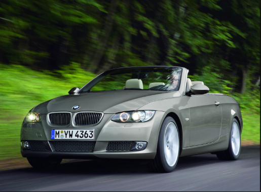 2007 BMW 3 Series Convertible Owners Manual