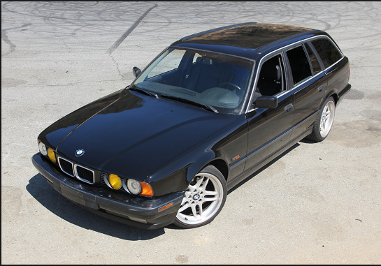 1995 BMW 525i Owners Manual
