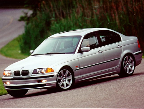 1999 BMW 328i Owners Manual