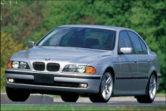 2000 BMW 5 Series Owners Manual
