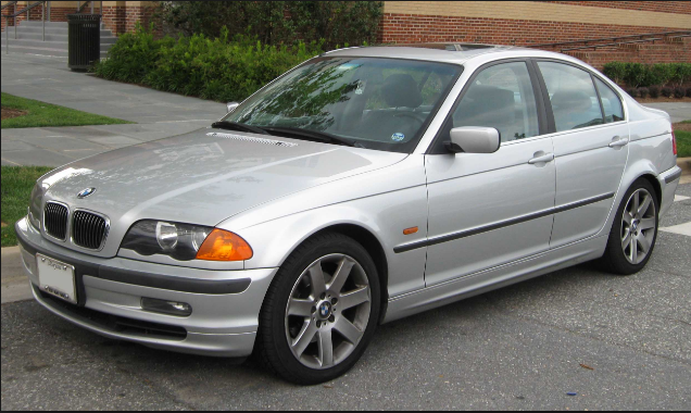 2001 BMW 3 Series Owners Manual