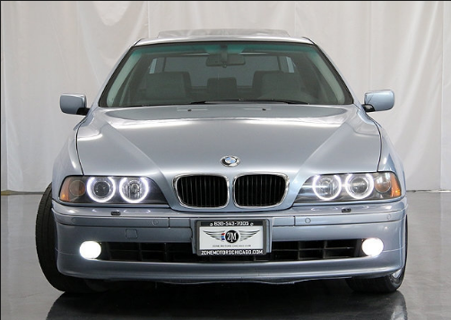 2002 BMW 5 Series Owners Manual