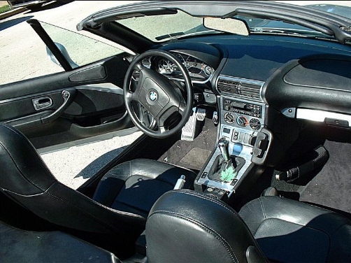 2002 BMW Z3 Interior and Redesign