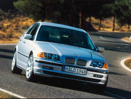 2004 BMW 3 Series Owners Manual