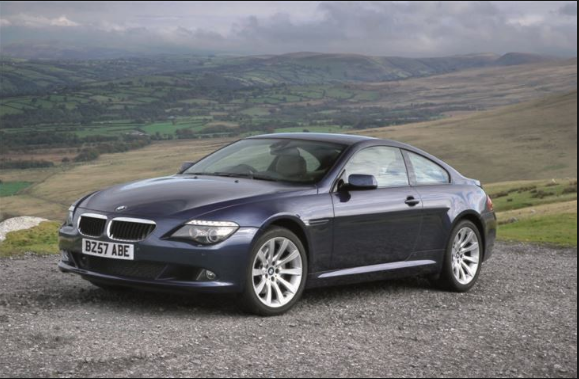 2004 BMW 6 Series Owners Manual