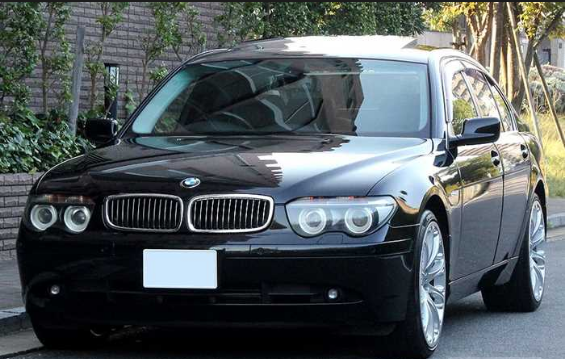 2004 BMW 7 Series Owners Manual