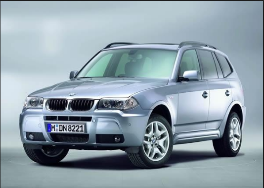 2004 BMW X3 Owners Manual