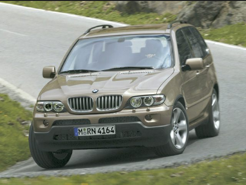 2004 BMW X5 Owners Manual