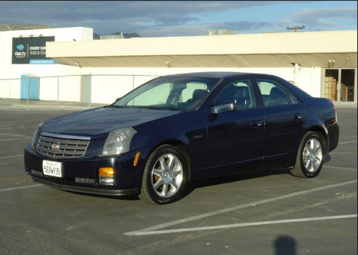 2004 Cadillac CTS Owners Manual