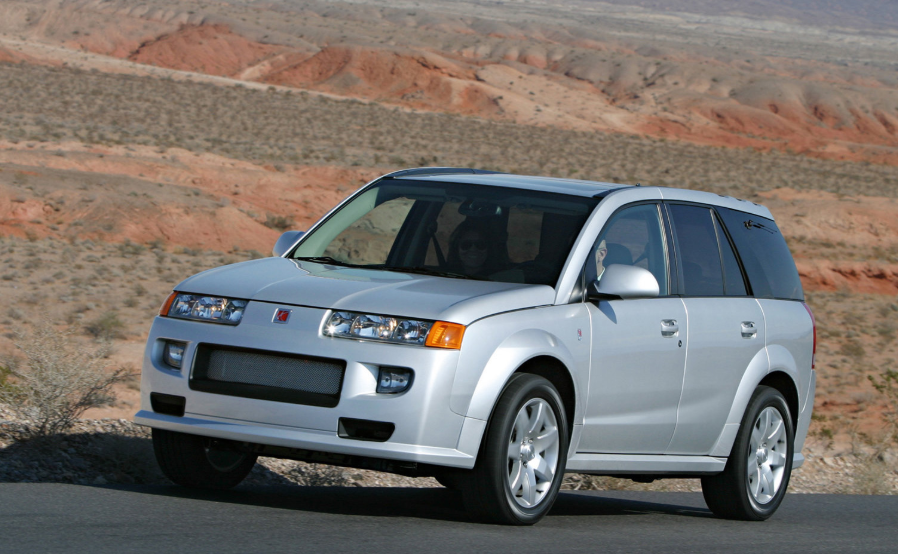 2004 Saturn Vue Owners Manual