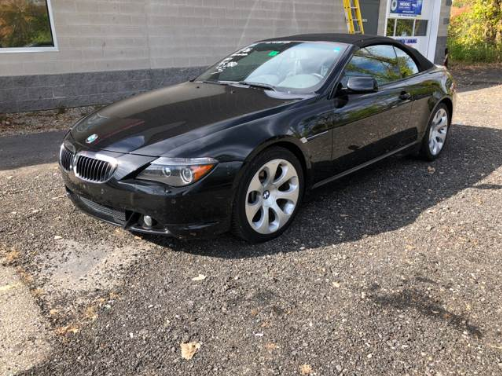 2005 BMW 6 Series Owners Manual