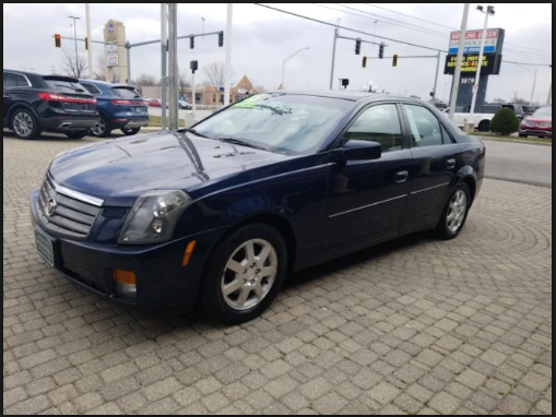 2005 Cadillac CTS Owners Manual