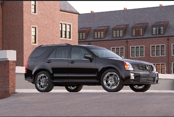 2005 Cadillac SRX Owners Manual