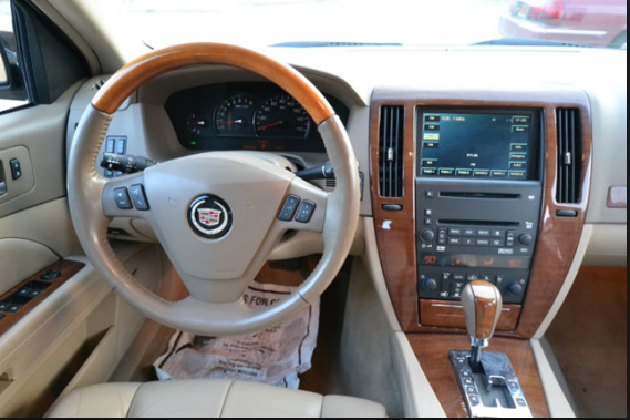 2005 Cadillac STS Interior and Redesign