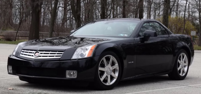 2005 Cadillac XLR Owners Manual
