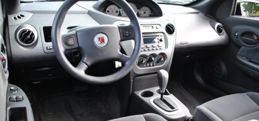 2005 Saturn Ion Interior and Redesign