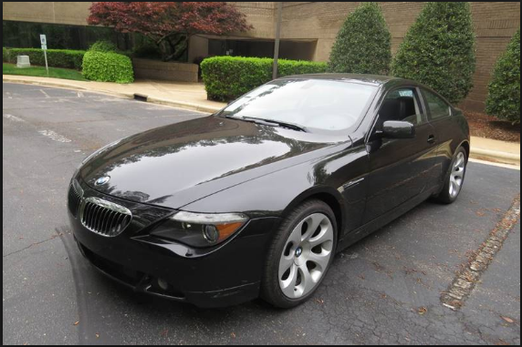2006 BMW 6 Series Owners Manual