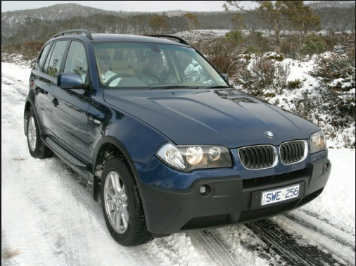 2006 BMW X3 Owners Manual