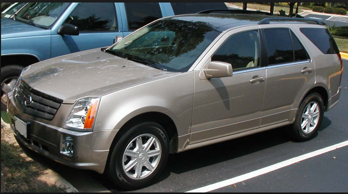 2006 Cadillac SRX Owners Manual