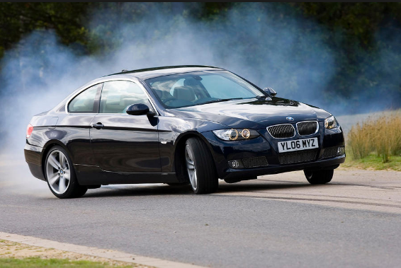 2007 BMW 3 Series Coupe Owners Manual