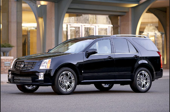 2007 Cadillac SRX Owners Manual