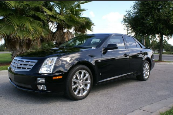 2007 Cadillac STS Owners Manual