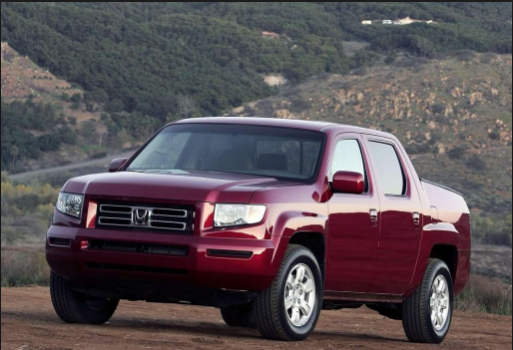 2009 Honda Ridgeline Owners Manual