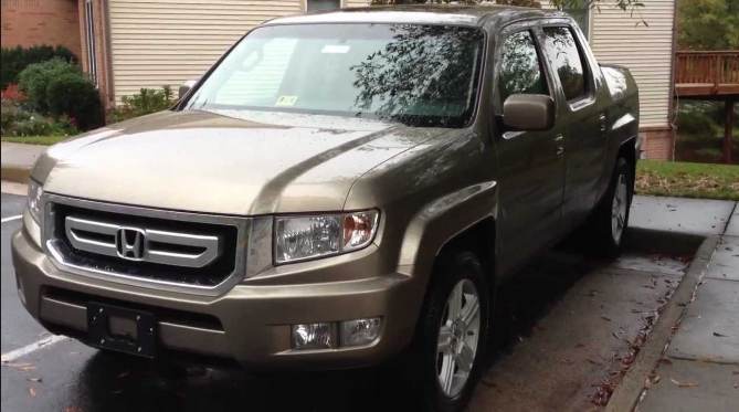 2011 Honda Ridgeline Owners Manual