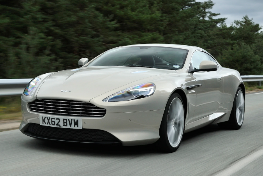 2014 Aston Martin DB9 Owners Manual