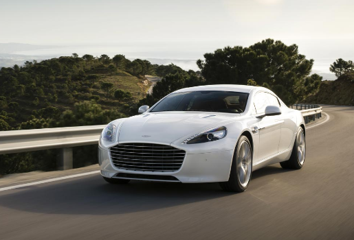 2016 Aston Martin Rapide Owners Manual