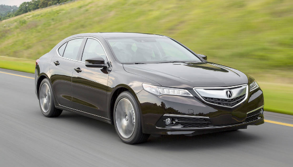 2017 Acura TLX Owners Manual