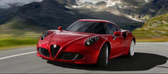 2019 Alfa Romeo 4C Owners Manual