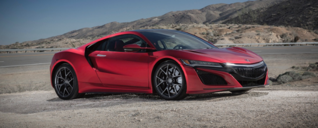 2020 Acura NSX Owners Manual