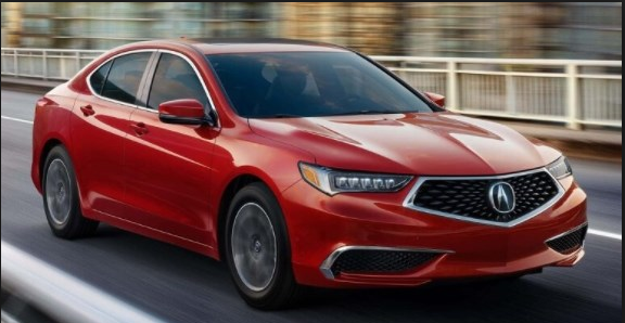 2020 Acura TLX Owners Manual