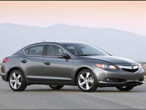 2013 Acura ILX Owners Manual