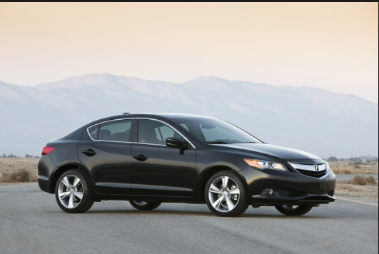 2014 Acura ILX Owners Manual