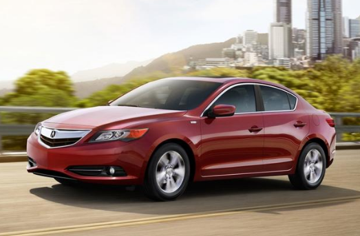 2015 Acura ILX Owners Manual