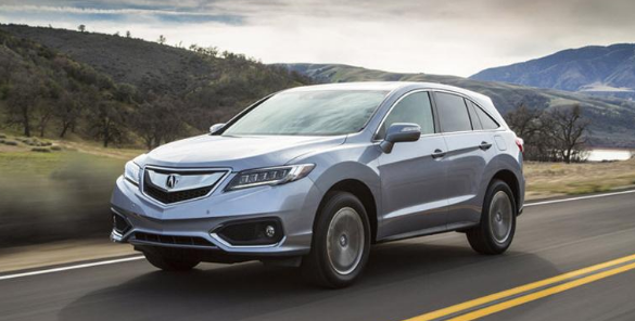 2017 Acura RDX Owners Manual